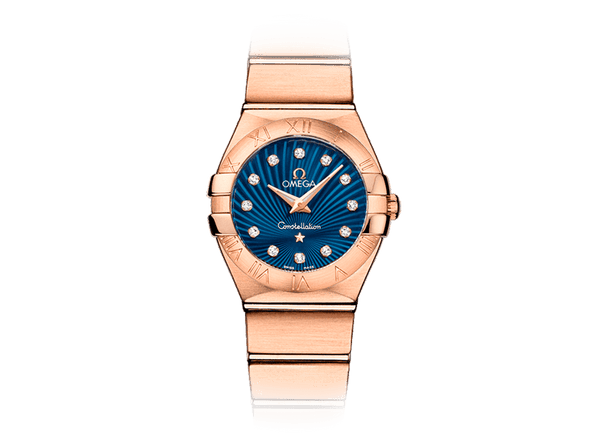 Buy original Omega CONSTELLATION QUARTZ 123.50.24.60.53.001 with Bitcoin!