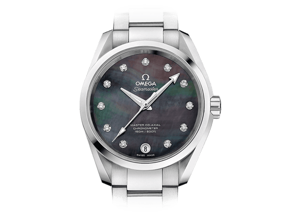 Buy original Omega SEAMASTER AQUA TERRA 150M OMEGA MASTER CO-AXIAL LADIES 231.10.39.21.57.001 with Bitcoin!