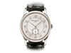 Buy original Patek Philippe Calatrava 5196P-001 with Bitcoins!