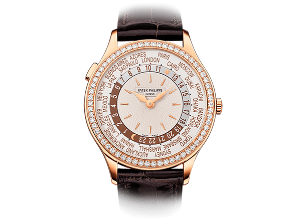 Buy original Patek Philippe Complications 7130R-011 with Bitcoins!