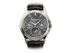 Buy original Patek Philippe Grand Complications 5140P-017 with Bitcoins!