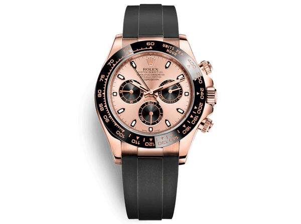 Buy original Rolex COSMOGRAPH DAYTONA  m 116515ln-0018 with Bitcoin!