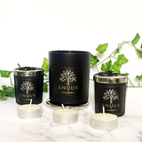 Natural scented soy wax candle Luxury candle Decadence