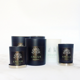 Natural scented soy wax candle luxury candles