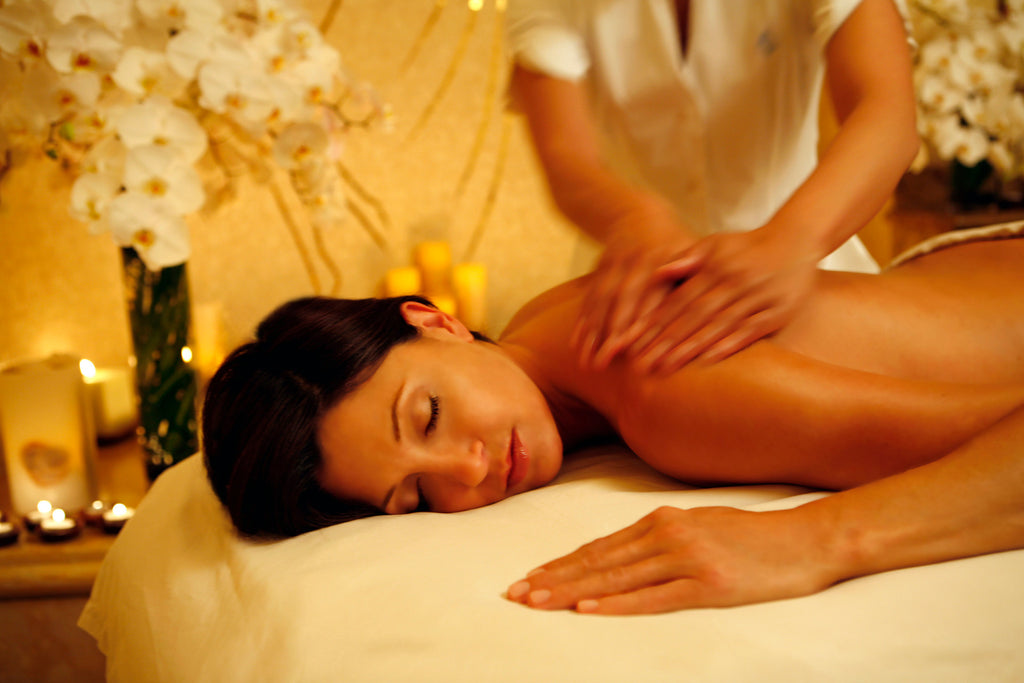 relaxing massage services in Orem