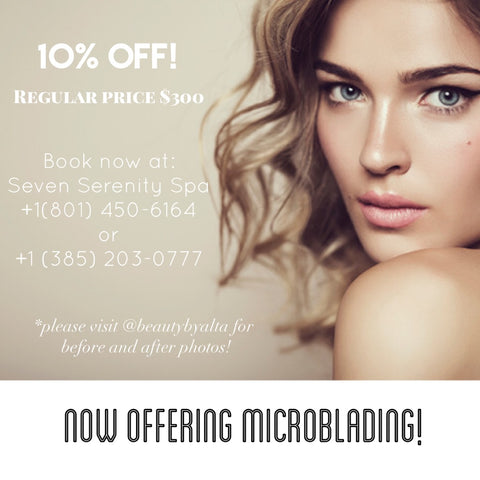 Microblading Deal in Orem