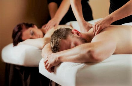 couples massage therapy benefits relationship