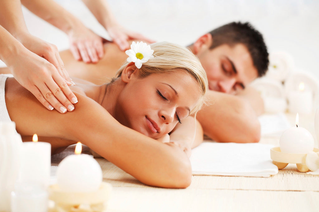 Couple's Massage 90 Minutes