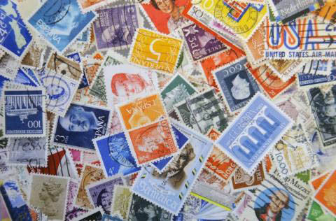 Kids & Stamp Collecting - Palo Albums