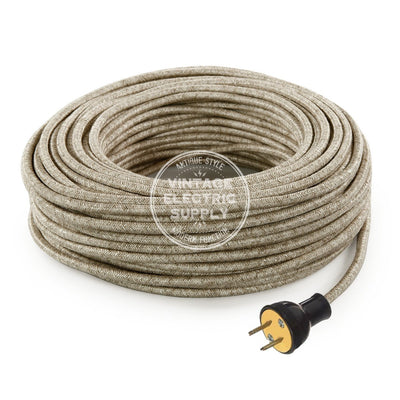 Canvas Linen Re-Wire Kit - Vintage Electric Supply