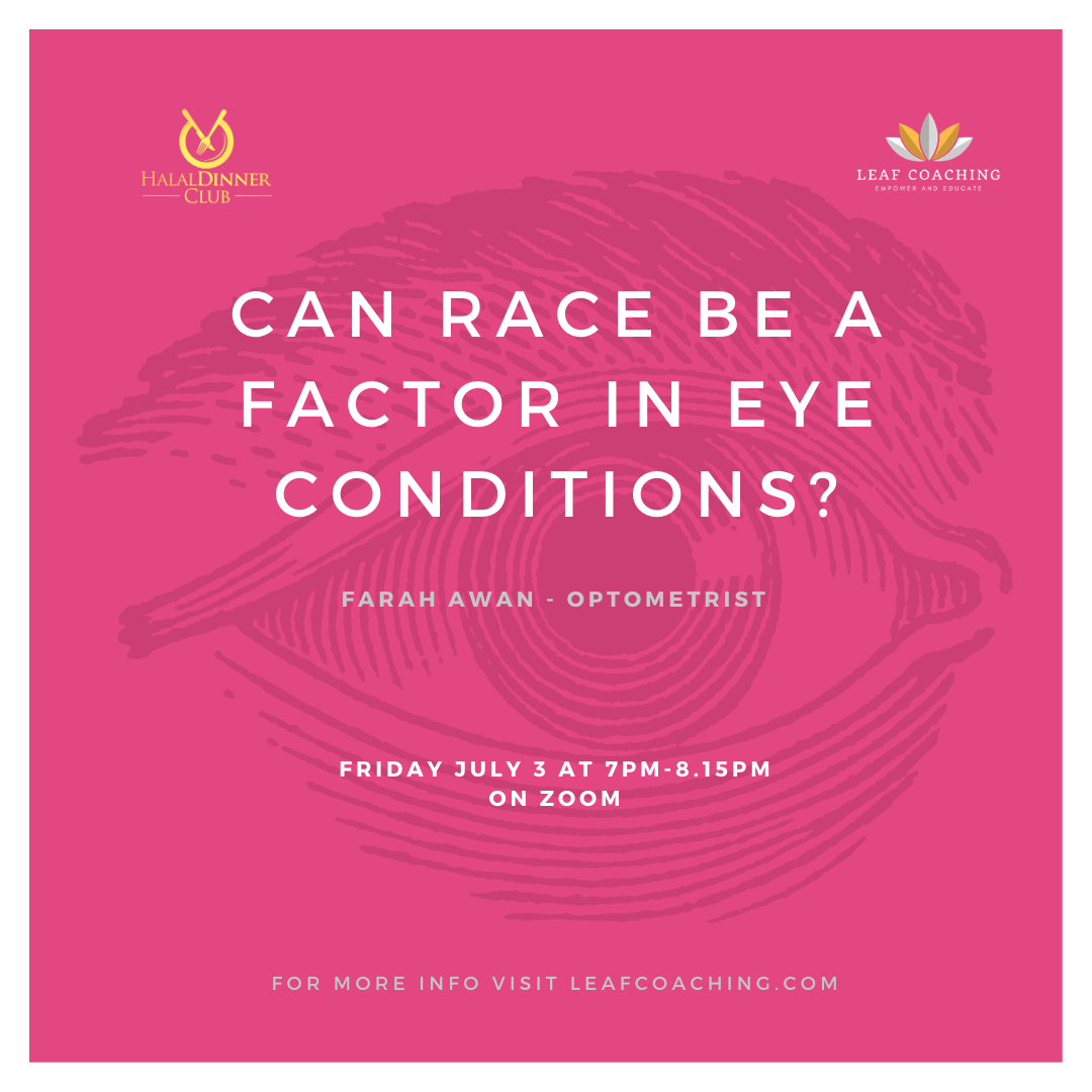 Can Race be a Factor in Eye Conditions?