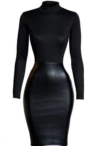 Business midi dress