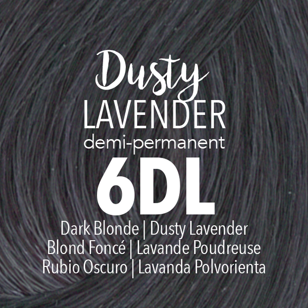 Demi-Permanent Dusty Lavender