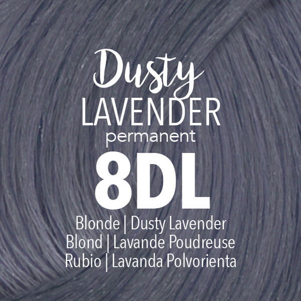 Permanent Dusty Lavender
