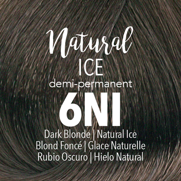 Demi-Permanent Natural Ice