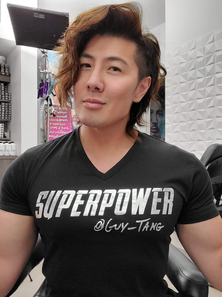 Limited Edition Men's Superpower Tees