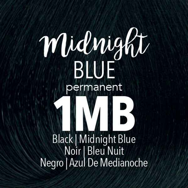 Permanent Midnight Blue