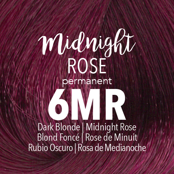 Permanent Midnight Rose