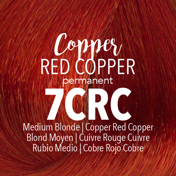 Permanent Copper Red Copper