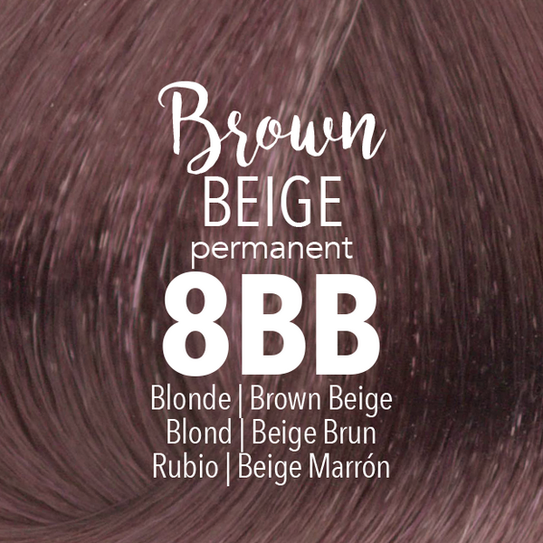 Permanent Brown Beige