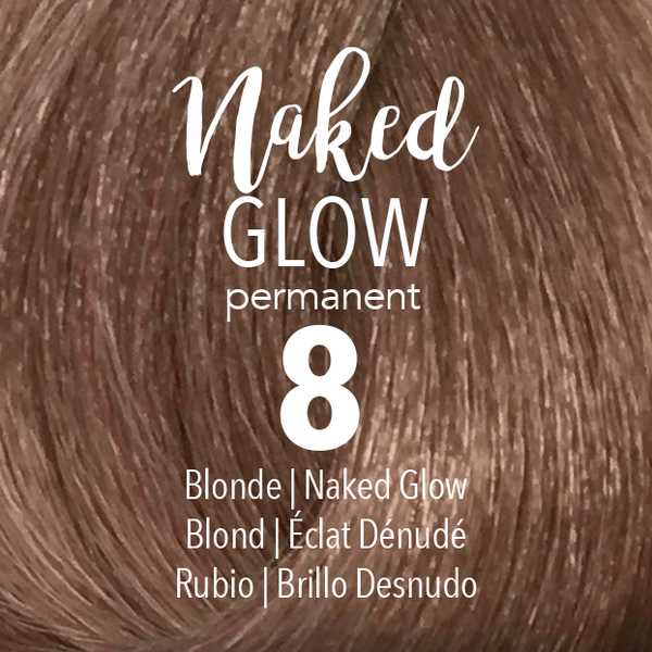 NEW Permanent #NAKED2U Collection NAKED GLOW