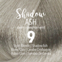9 Shadow Ash - Demi Permanent