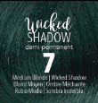 7 Wicked Shadow - Demi Permanent