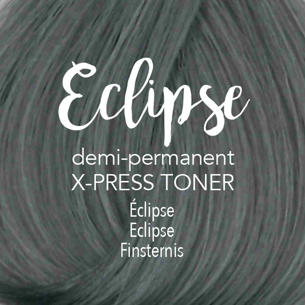 Demi-Permanent X‑PRESS Toner Eclipse
