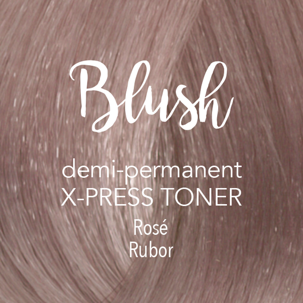 Demi-Permanent X‑PRESS Toner Blush