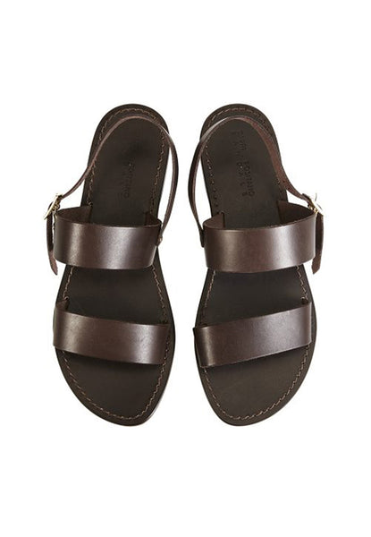 CAPRI.POSITANO Classic Sandals brown
