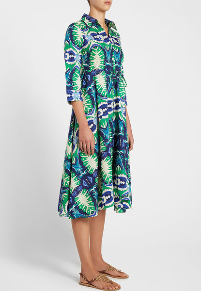 EMPORIO SIRENUSE Lucy Dress green