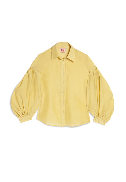 EMPORIO SIRENUSE Bubble Gum Tiger Shirt raw mango