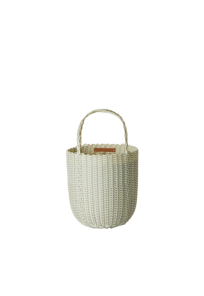 PALOROSA Bucket Small Handle Bag palm