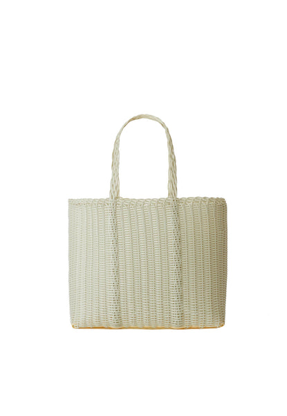 PALOROSA Flat Small Tote Bag palm