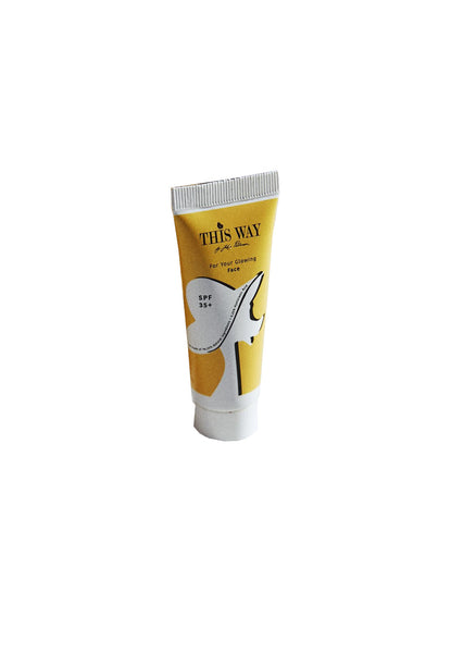 THIS WAY Face Sunscreen spf35 15ml