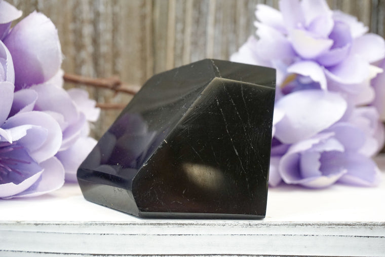 Black Tourmaline Freeform