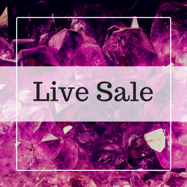 lunabeargems Flash Sale 4/14