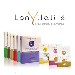 Face, Eye & Lip Mask Bundle lon vitalite
