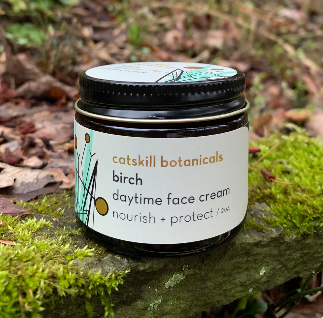 Birch Daytime Face Cream