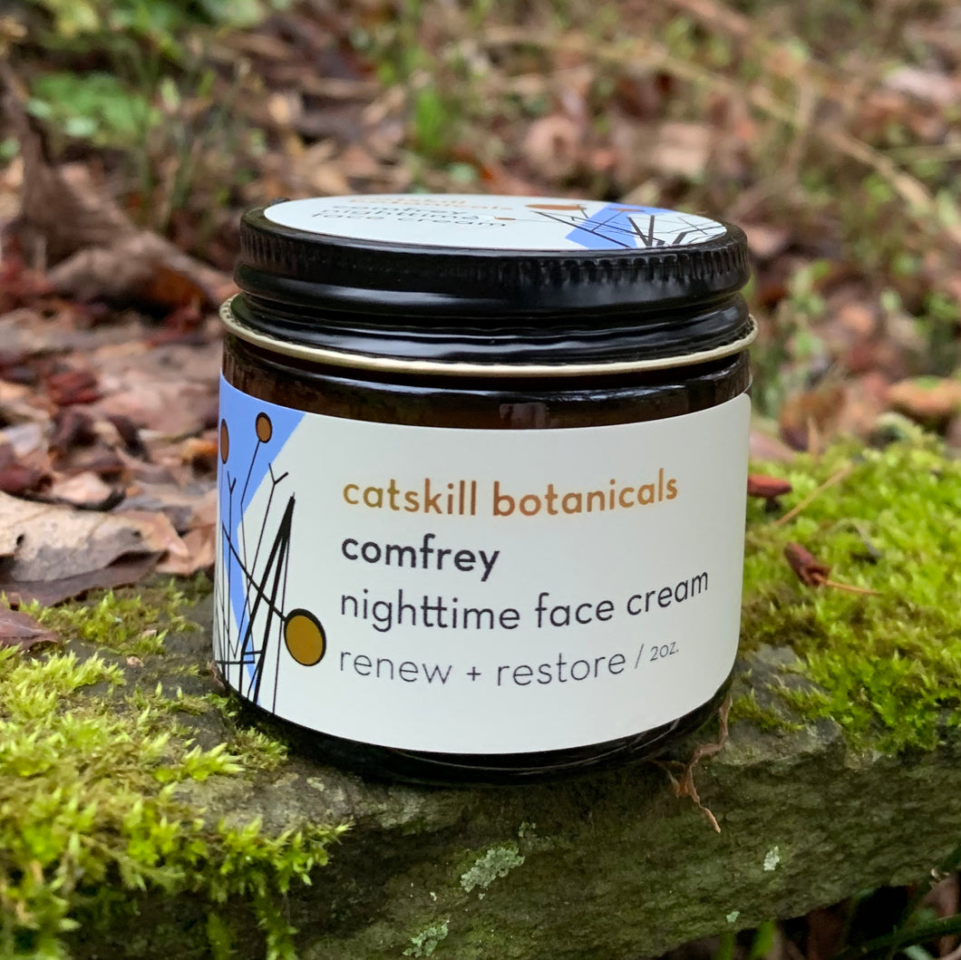 Comfrey Nighttime Face Cream
