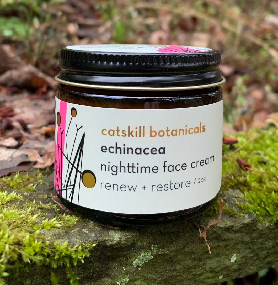 Echinacea Nighttime Face Cream