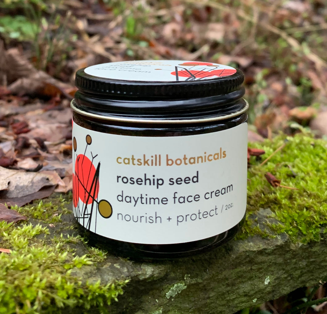 Rosehip Seed Daytime Face Cream