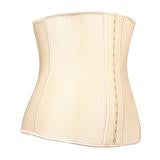 Nude 4 Steel Bones Latex Under Bust Corset