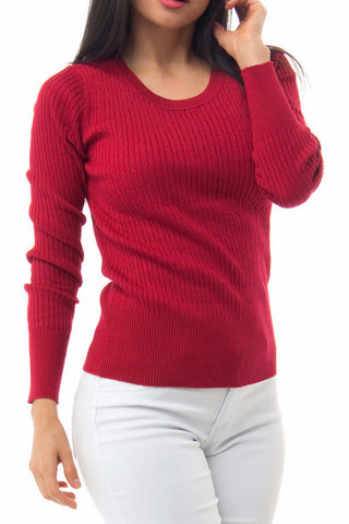 Andree Red Sweater