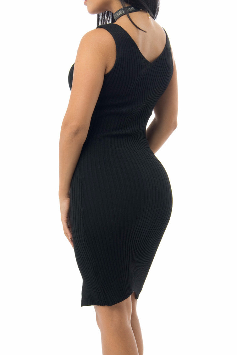 Mimi Black Dress
