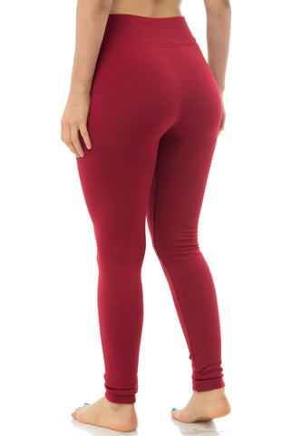 Leggings Red