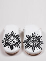 Moroccan Babouche Sequin Slippers