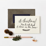 Luxury Individual Christmas Cards