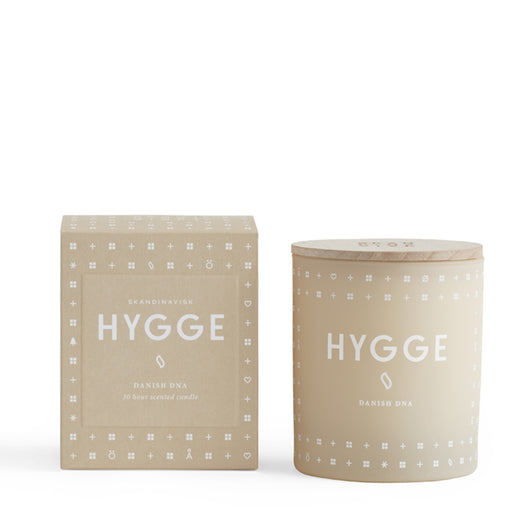 Hygge Scented Candle with Lid