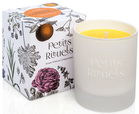 Petits Rituels Scented Candle - Orange Gourmade